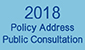 2018 Policy Address Public Consultation